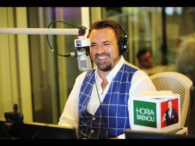 Horia Brenciu, glumeț la matinalul Digi FM