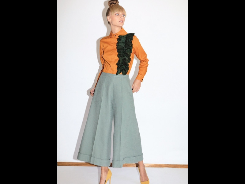Framboise, so easy to wear!