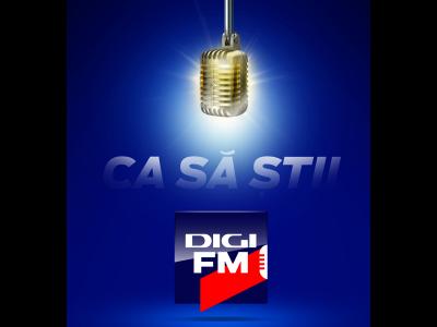 Digi FM are logo nou. Ca să știi.