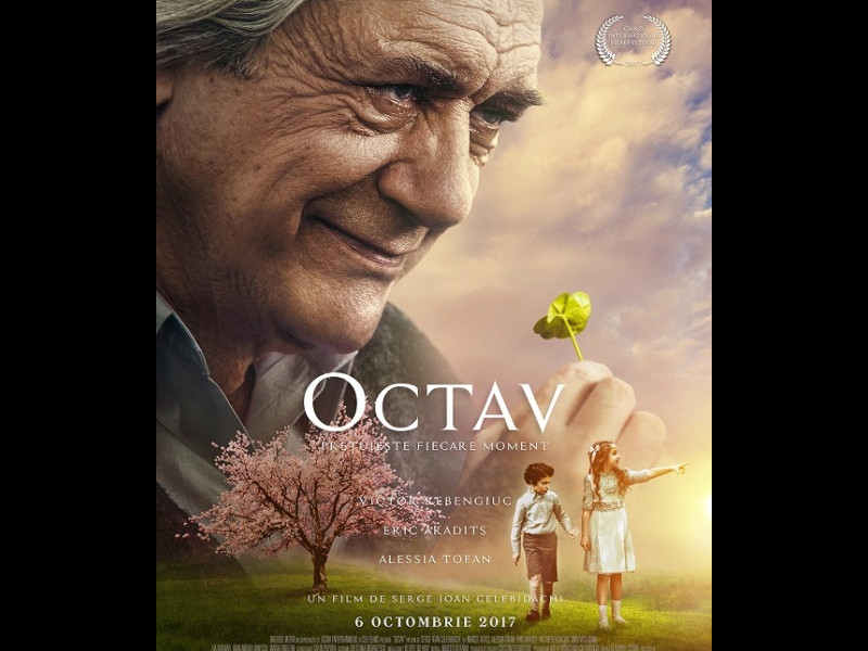 Filmul Octav va avea proiecții speciale în țară