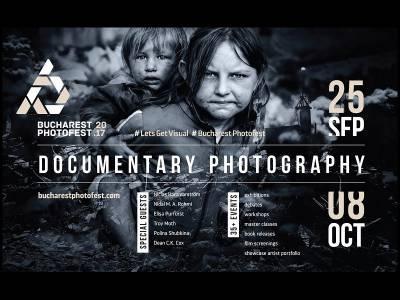 Bucureștiul este pregătit de Bucharest Photofest