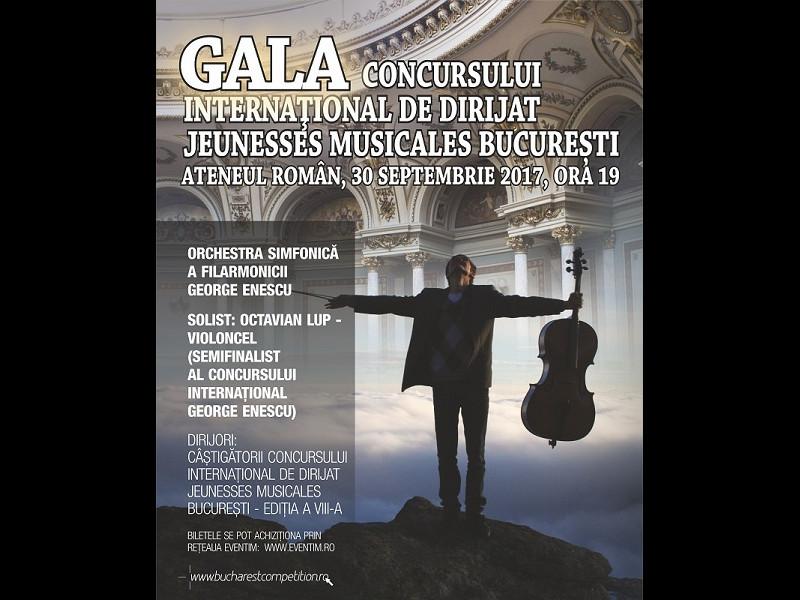 Cei mai buni 3 tineri dirijori din lume la Ateneul Român
