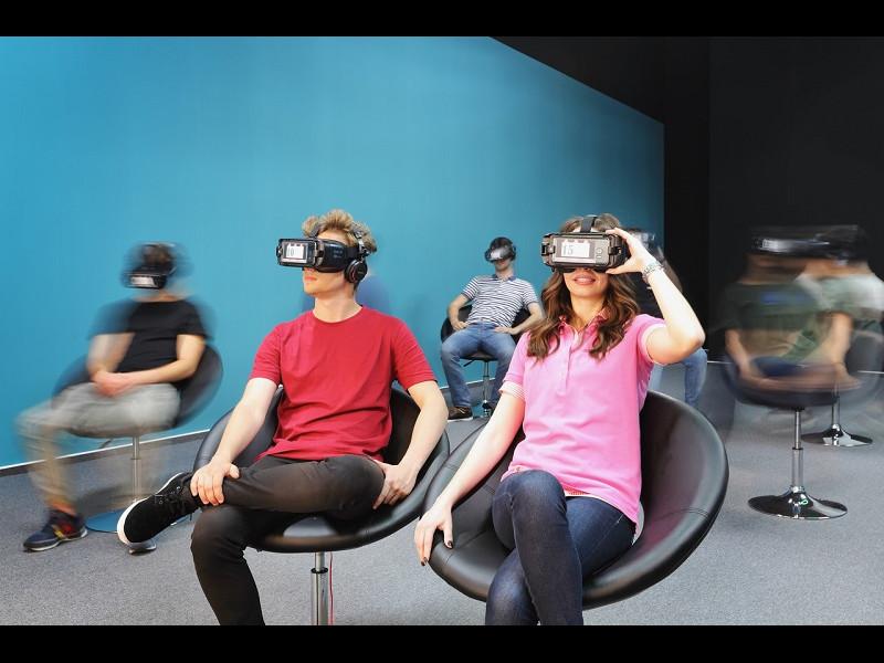 Hai să-ți spun o poveste! E despre Cinema VR