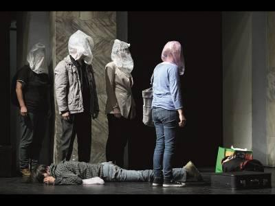 A patra ediție a Platformei Internaționale de Teatru București