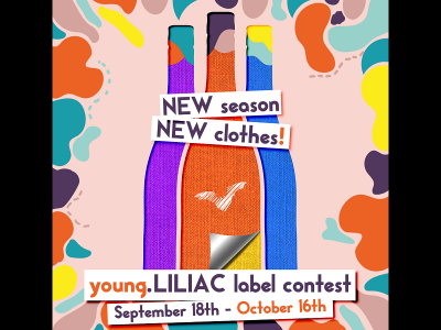 Fii designerul noilor etichete young.LILIAC's