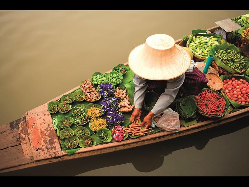 În Asia, călătorești ca să mănânci