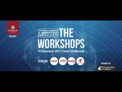 The Workshops, despre industria ospitalității la superlativ