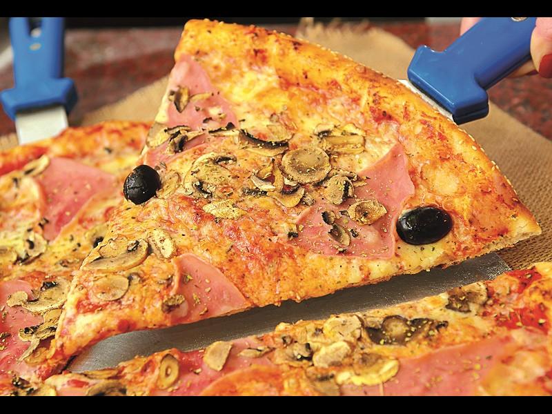 Pizza e răspunsul chiar și când uiți întrebarea