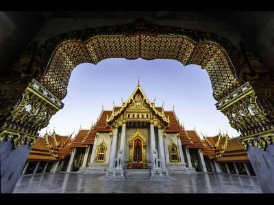 Bangkok, al doilea oraș al îngerilor