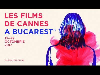 Les Films de Cannes à Bucarest sunt aici