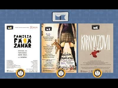 Teatrul Mic în Festivalul Național de Teatru