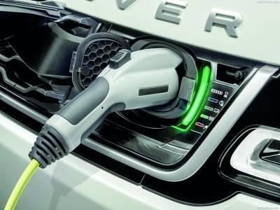 Primul plug-in hybrid Land Rover