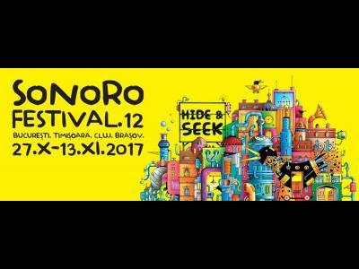 Câștigă una dintre cele 3 invitații la Festivalul SoNoRo