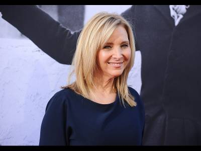 Then & Now - Lisa Kudrow