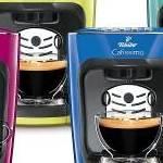 Adaugă culoare gustului, cu noile espressoare Tchibo Cafissimo MINI