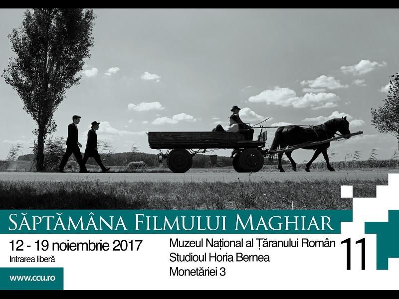 Începe Săptămâna filmului maghiar, ediția a 11-a