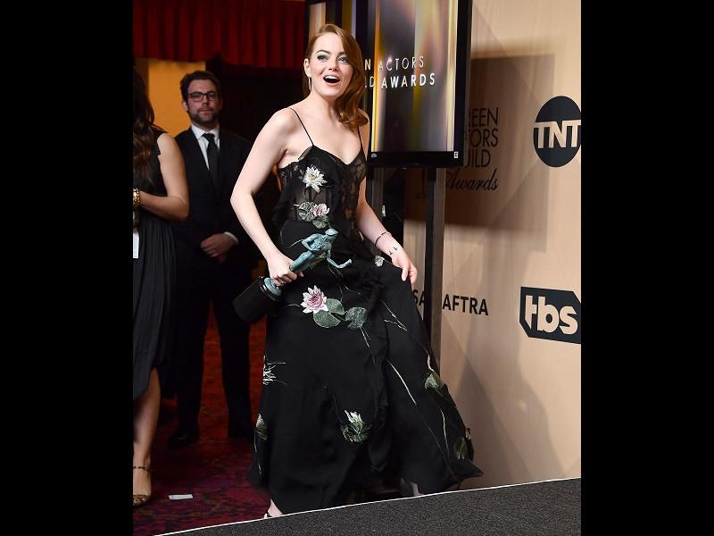 Emma Stone, actrița din La La Land, sărbătorita zilei