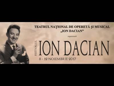 A început prima ediție a Festivalului Ion Dacian
