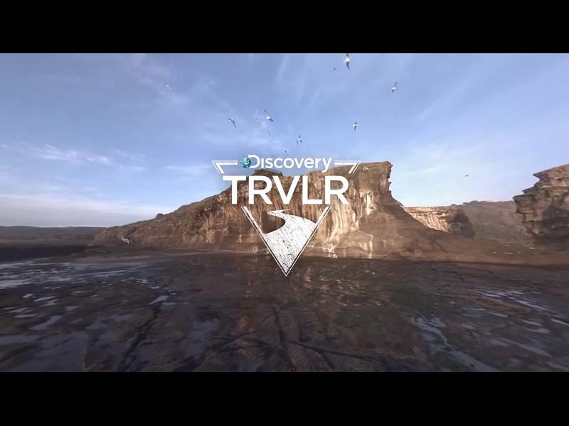 Discovery și Google au lansat o serie TRVLR, în VR