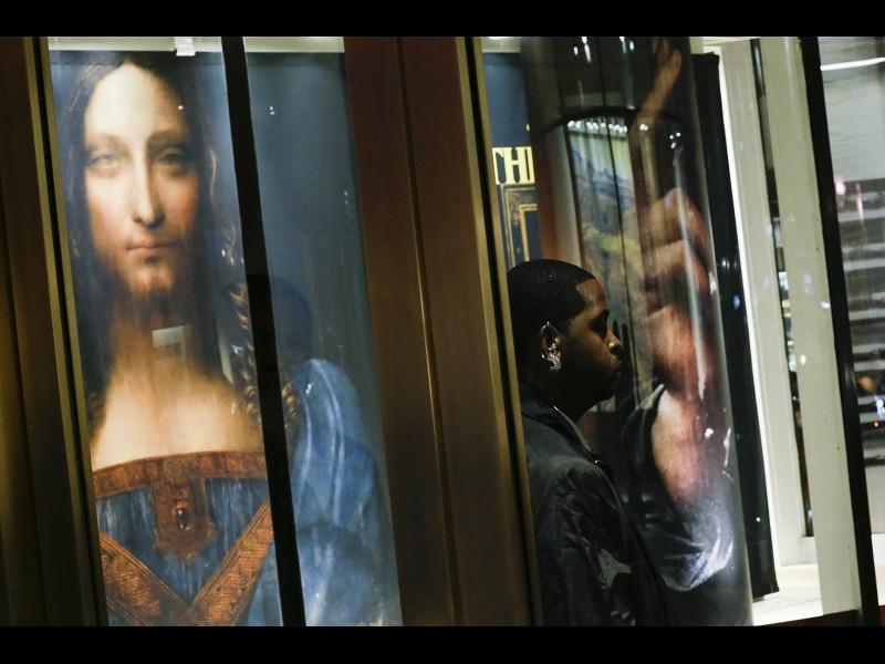 Licitația capodoperei Da Vinci, evenimentul săptămânii