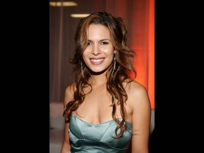 Actrița Nadine Velazquez, atunci și acum