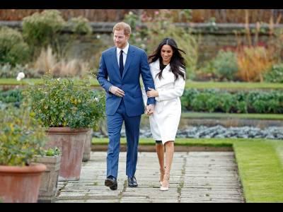 Prințul Harry și Meghan Markle, cuplul momentului