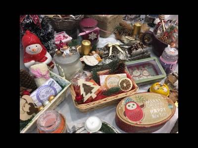 La Romexpo începe Târgul Cadourilor de Crăciun
