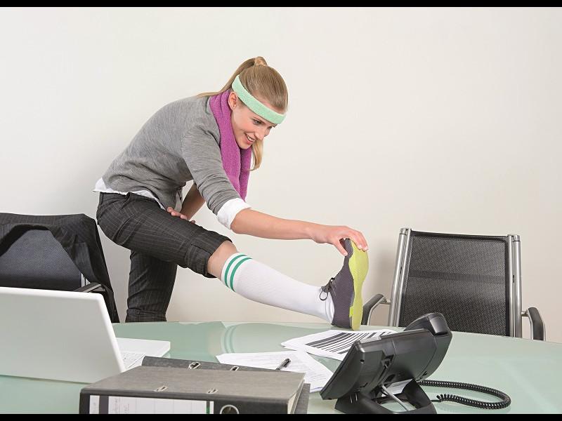 Fă mișcare la birou, obligatoriu!