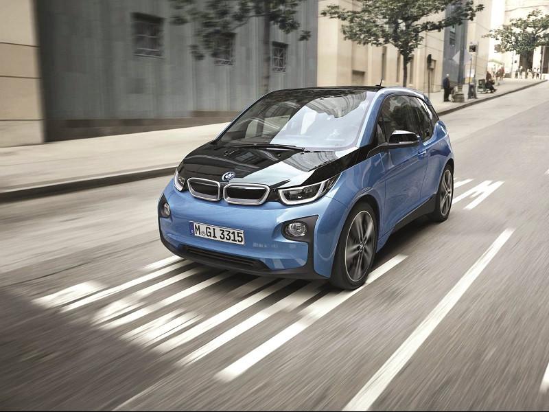 Ceea ce contează la BMW i3 este înălţimea interioară