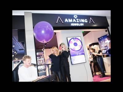 Amazing Jewelry a deschis al treilea magazin în România
