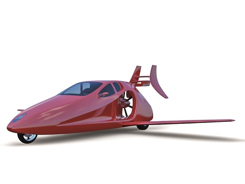 Mașina zburătoare