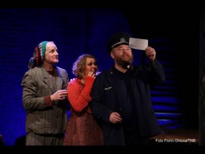 Orchestra Titanic în premieră la TNB