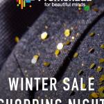 Hai și tu la Winter Sale Shopping Night, Noaptea Prețurilor Mici!