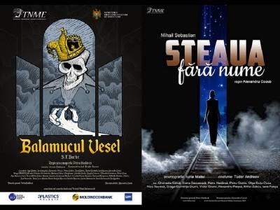 Teatrul Naţional din Chişinău vine la Iași