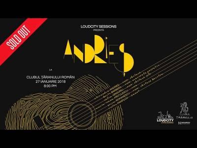 Loudcity Sessions cu Alexandru Andrieș