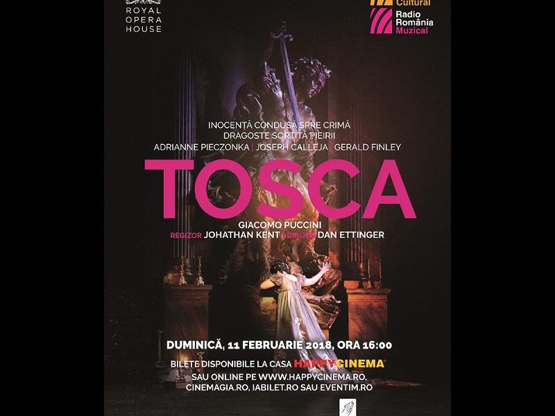 Tosca lui Puccini