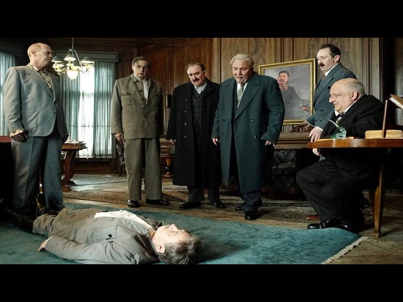 Moartea lui Stalin