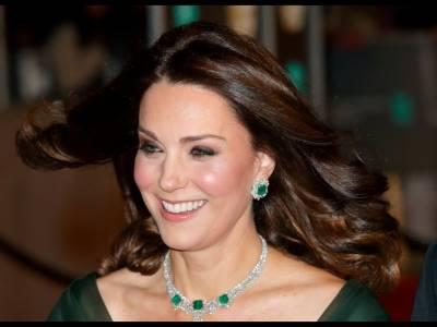 Kate Middleton, între politică și protocol la BAFTA