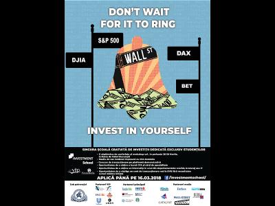 Investment School, singura școală gratuită de investiții