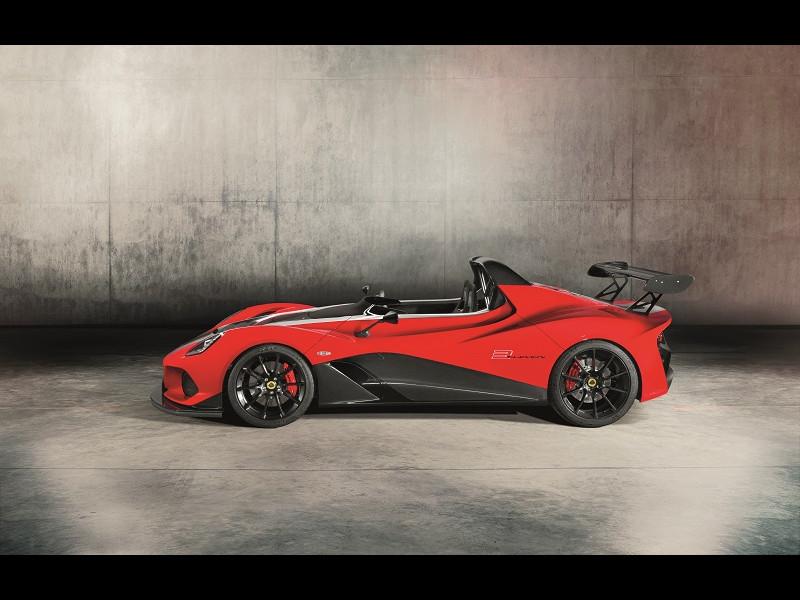 Lotus 3 Eleven 430