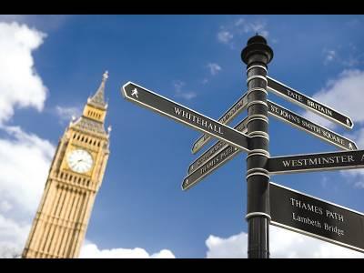Londra, labirintul urban