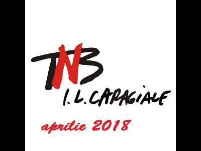 Spectacolele lunii aprilie la TNB