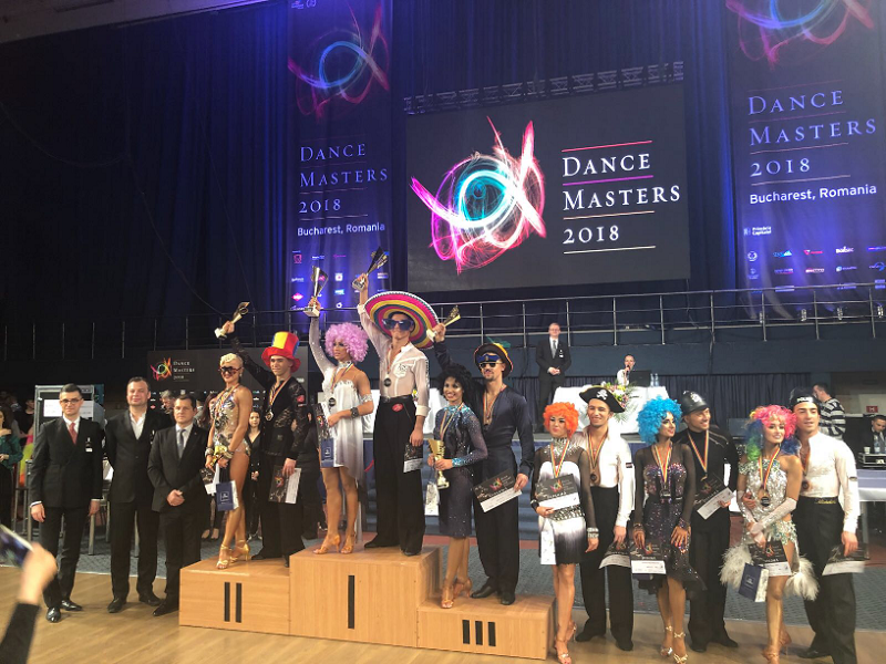 Câștigătorii DanceMasters 2018