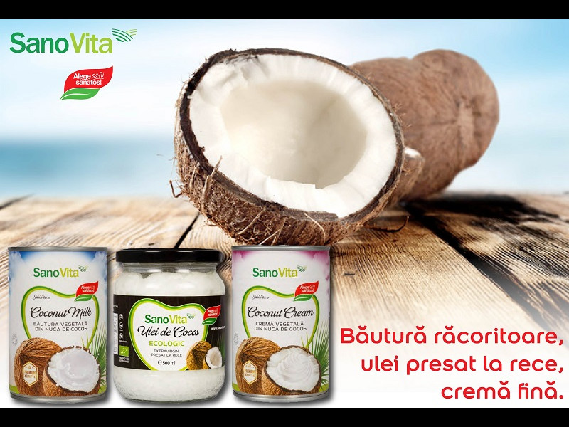 Răsfăț complet cu cocos