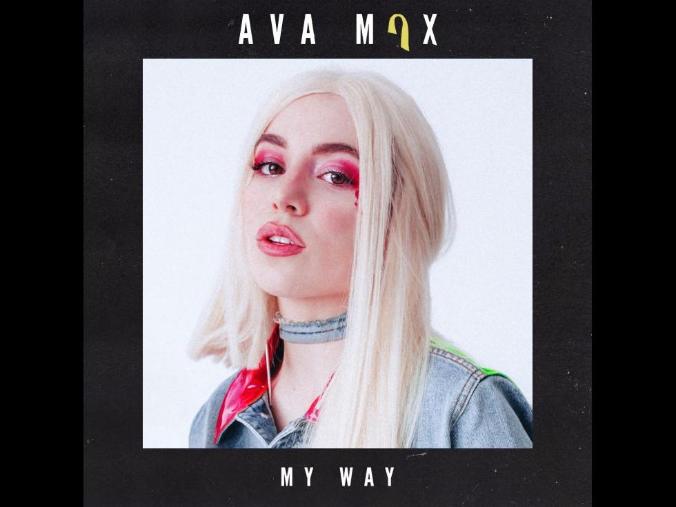 "Ava Max lansează în România single-ul ""My Way"""