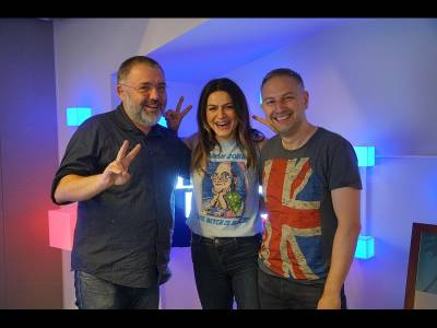 Alexandra Nechita exclusiv la DigiFM