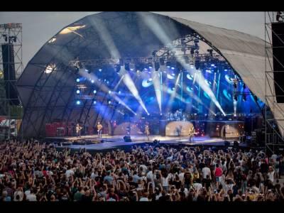 Concertul Scorpions în imagini