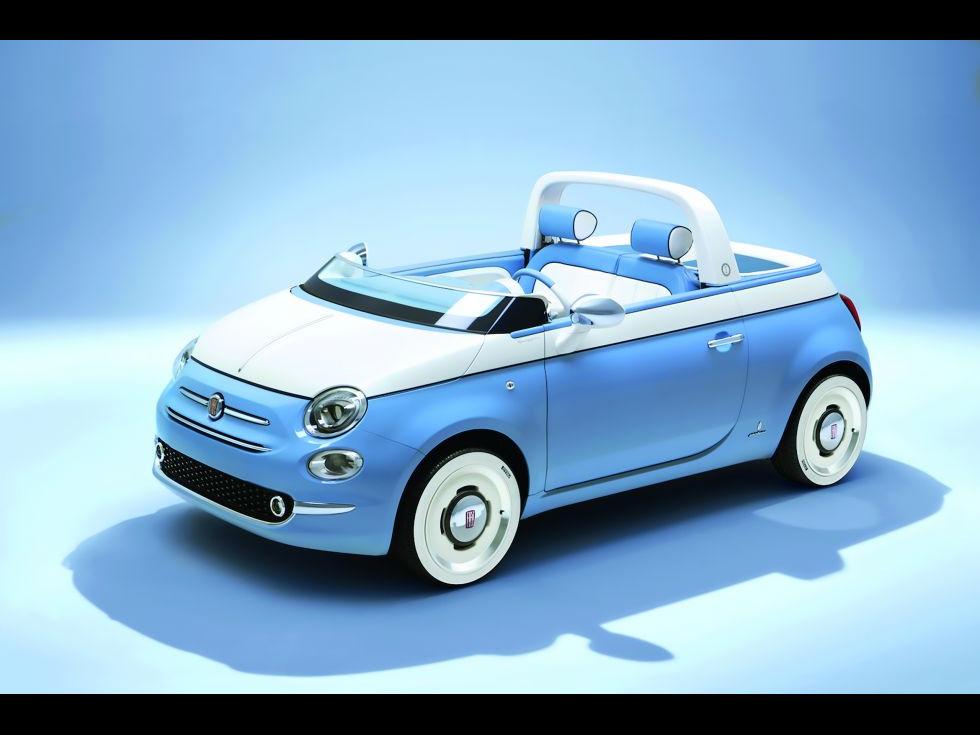 Fiat 500, mașină mică, vârstă mare