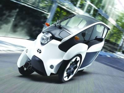 Mai mic, mai electric... mai puțin mașină, mai mult motoretă