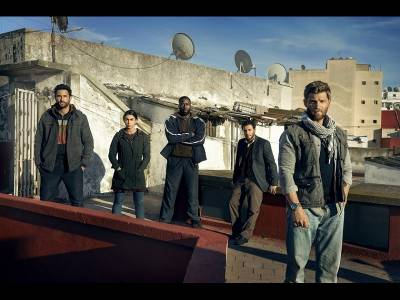 "Serialul american ""Cei bravi"" (The Brave) are premiera la AXN, pe 18 septembrie"